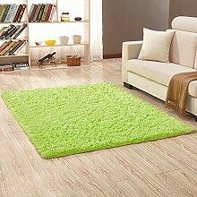 TUOXIE Teppich Weicher Teppich für zu Hause warme