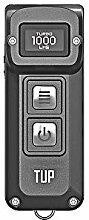 Tup Taschenlampe mit USB wiederaufladbar CREE XP-L