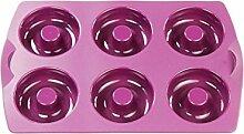 TUPPERWARE Backen Silikonform Donut/Bagel Silikon