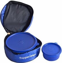Tupperware Classic Lunch Box with Bag, 3-Pieces