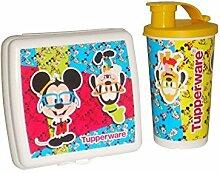 Tupperware Disney Lunchbox, Sandwichform Keeper