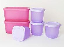 TUPPERWARE Eisscholle Cubix Gefrier-Behälter
