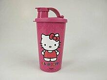 TUPPERWARE Kinder Trinkbecher 330 ml pink Hello Kitty Trinkbecher Kinder Becher