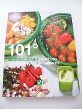 TUPPERWARE Mikrowelle Kochbuch grün 101°