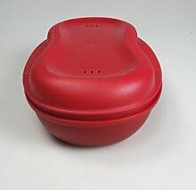 TUPPERWARE Mikrowelle Omelett-Meister rot