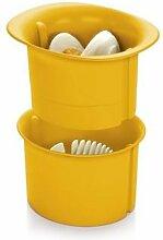 Tupperware® Schneiderlein Gelb mit gratis