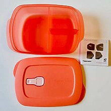 Tupperware to Go Lunchbox Crystalwave Mikrowelle