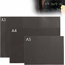 Tutoy A3 A4 A5 Tafel Tafel Magnetic Handbemalt