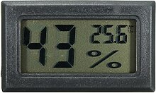 Tutoy Digitale Zigarre Hygrometer Thermometer
