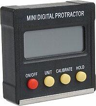 Tutoy Dj-115 360Degree Mini Digital Winkelmesser Inclinometer Kegelscheiben-Level-Tool