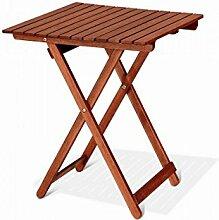 Tuttolegno di Badano Tisch Quadratisch klappbar