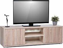 TV Board Lowboard - Liva - Sanremo Sand inkl.