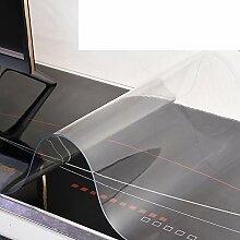 Tv cabinet mat/tischdecke/pvc,wasserdichte matte/kristall-tischdecke/weichglas,kunststoff,transparent,frosted tisch matte-L 40x140cm(16x55inch)
