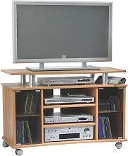 TV-ELEMENT Alufarben, Buchefarben