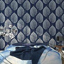 Tv - Hintergrund - Tapete, Schwarze Und Weiße Tapete,Blau