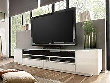"TV Lowboard Board Hifi Rack Unterschrank Fernsehschrank Schrank ""Canberra III"