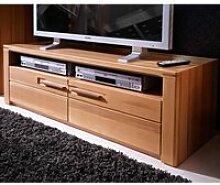 TV Lowboard Fernsehtisch DAWSON-36 mit massiven