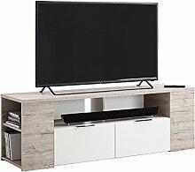 hifi lowboard g nstig online kaufen lionshome. Black Bedroom Furniture Sets. Home Design Ideas