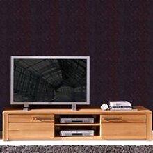 TV Lowboard mit Kernbuche Massivholz Fronten