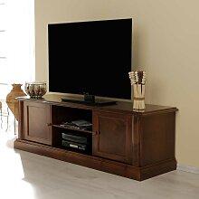 TV-Möbel im italienischen Stil Wurzelholz