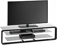 TV-Rack Tisch HiFi Board Unterschrank Fernsehtisch
