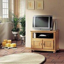 TV Schrank aus Fichte Massivholz Landhaus