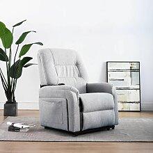 TV-Sessel mit Aufstehhilfe Elektrisch Stoff
