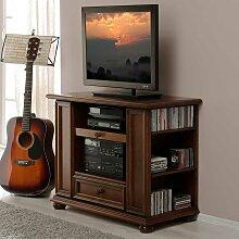 TV Tisch in antik Gebeizt