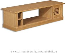 TV-Unterschrank Hifi-Board Phonoschrank offen