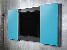 TV Wandboard LTX Klar 169 x 115 cm Auswahl Farbe