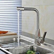 TVOVT Küchenarmatur, Spüle Wasserhahn, Bad