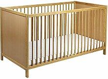 TW24 Bett - Babybett - Kinderbett inkl. Matratze