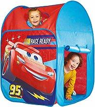 TW24 Disney Kinder Spielzelt - Kinderzelt - Spielhaus - Spielzelt mit Motivauswahl (Cars)