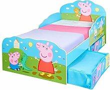 TW24 Einzelbett - Bett - Kinderbett Holz mit