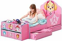 TW24 Jugendbett - Bett - Kinderbett Paw Patrol mit