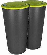 TW24 Kosmetikeimer - Mülleimer - Abfallbehälter