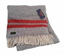 Tweedmill Textiles Fischgrätenmuster 2Streifen