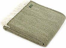Tweedmill Textiles Fischgrätenmuster Schurwolle