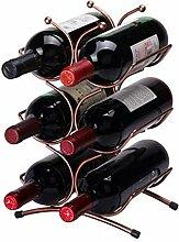 TWFY Wein Storage Rack Weinregal Tabletop