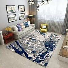 TWGDH Home Living Room Bereich Rug Design Soft