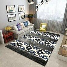 TWGDH Home Living Room Bereich Rug Design Soft