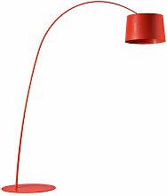 Twiggy Stehleuchte LED - Foscarini - Rot