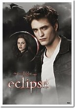 Twilight Eclipse Edward & Bella Poster Kork