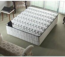 Twin Peak Hotelbett Amerikanisches Bett Designbett - 180x200 cm (200x200)