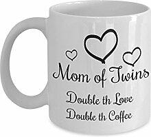 Twins Kaffeetasse, Geschenkidee für Männer und