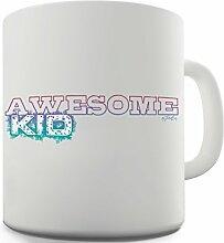 Twisted Envy Awesome Kid Keramik Tasse