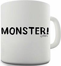 Twisted Envy Monster. Keramik Tasse