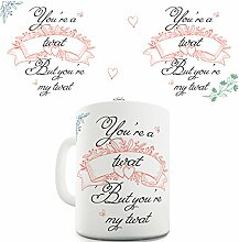 Twisted Envy Rude Funny Valentinstag Becher Keramik Tee Tasse