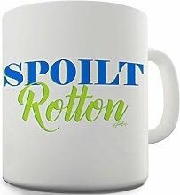 Twisted Envy Spoilt Rotton Keramik Tee Tasse