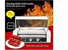 TX® Hot Dog Grill Roller Roasting Sausage Machine
